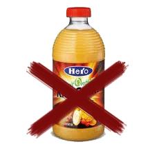 Geen Hero, maar een 'Hong' Fruitontbijt